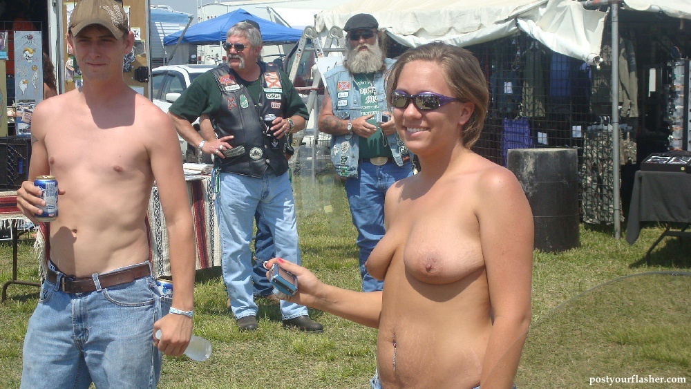 Naked chicks in public Naked Biker Women Naked And Nude In Public Pictures